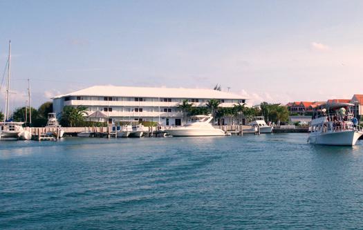 Taino Beach Resort Harborside Grand Bahama Tourism