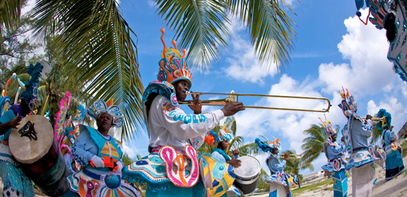Bahamas Vacation: Celebrating Bahamas Music and Art Culture - Grand Bahama Tourism